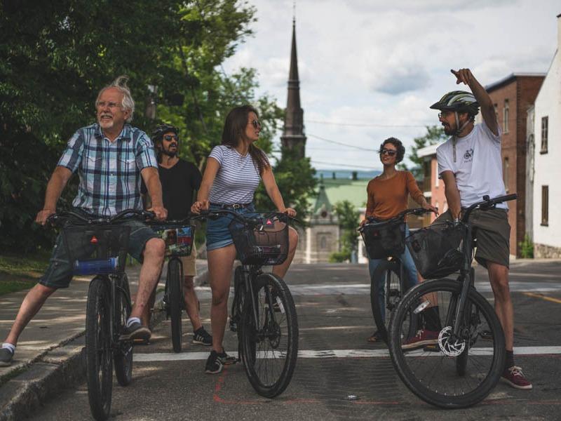 Quebec Fietstour