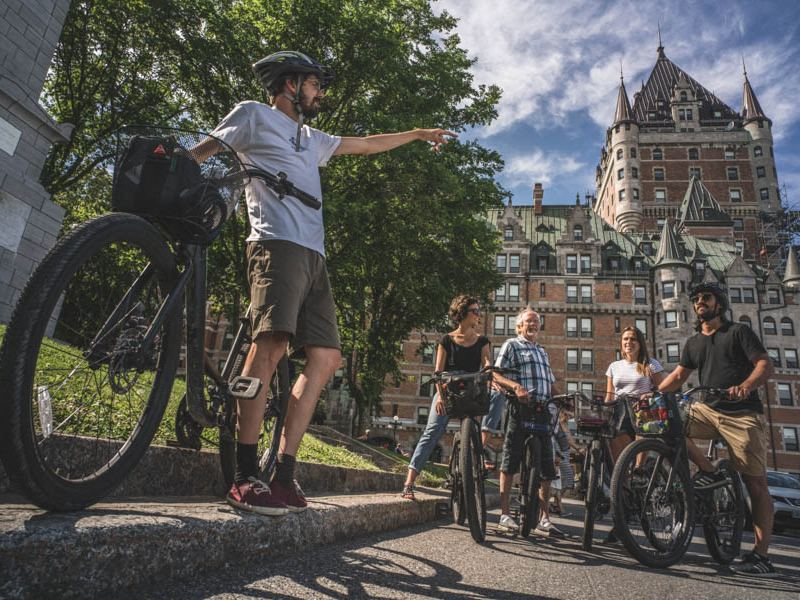 Quebec Bike Tour