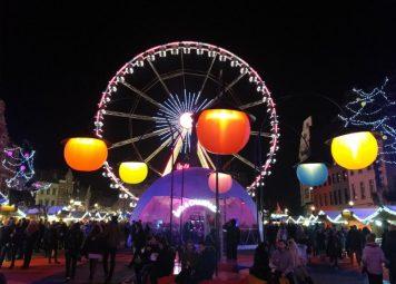 Brussel Kerst Fietstour