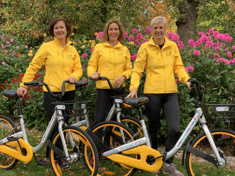 Tulpen Fahrradtour