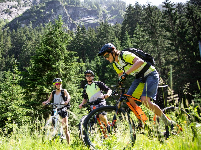 Zillertal Mountain Bike Tour