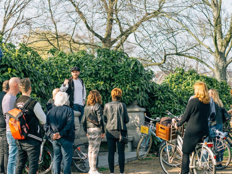 Delft Highlights Fahrradtour