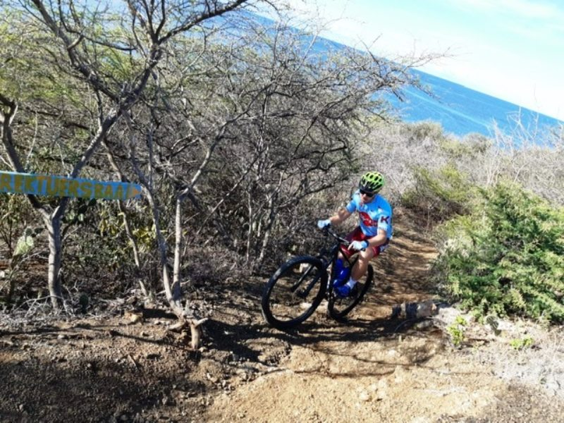Curaçao Highlights MTB-Tour