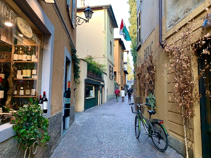 Lake Como Bike Tour: the Highlights
