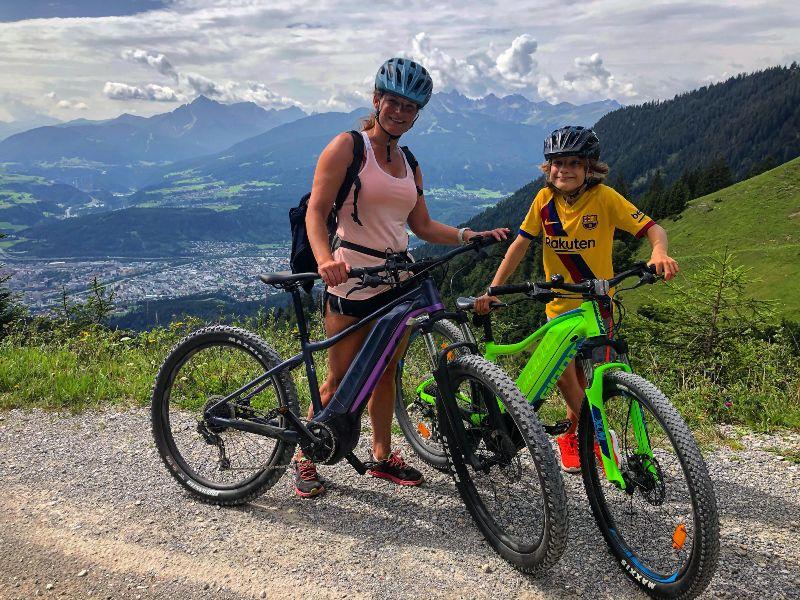 Innsbruck mtb Toertocht