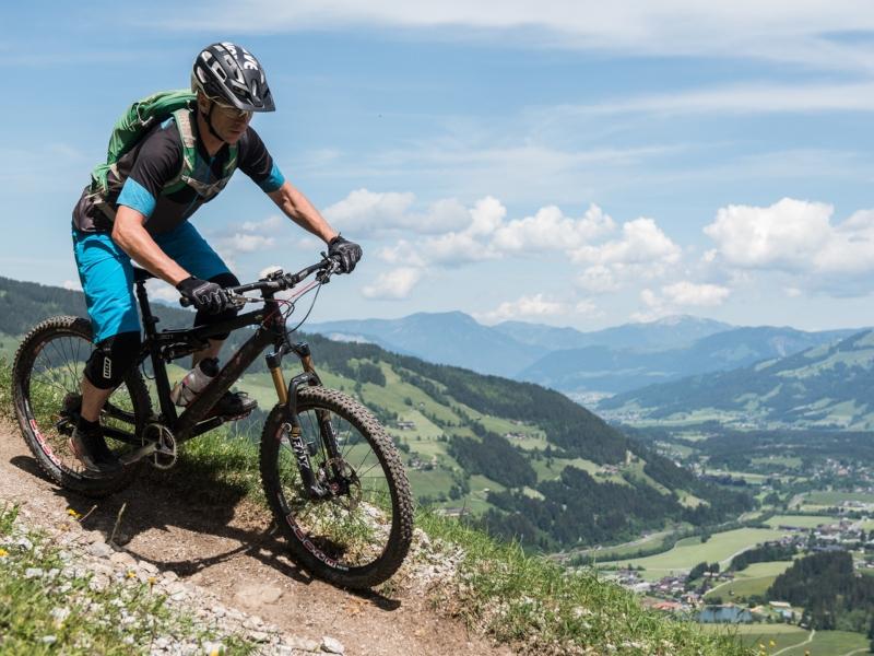 St. Johann in Tirol Private E-MTB Tour