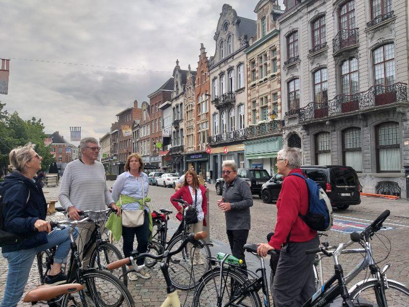 Mechelen Highlights Fahrradtour