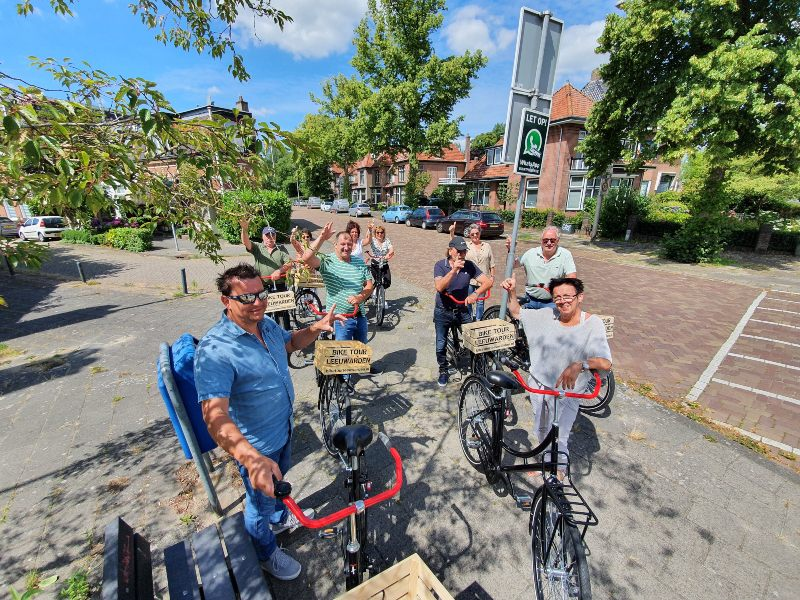 Private Fahrradtour Leeuwarden