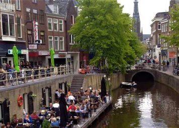Leeuwarden E-Sloep Tour