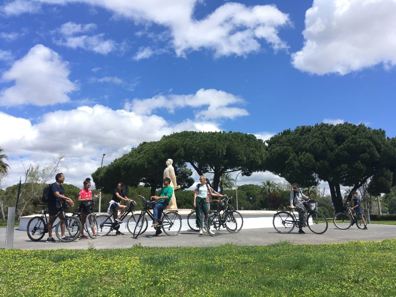 Vilamoura Highlights Bike Tour