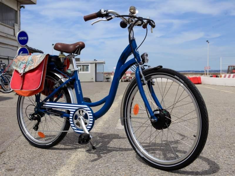 Bike Rental Marseille
