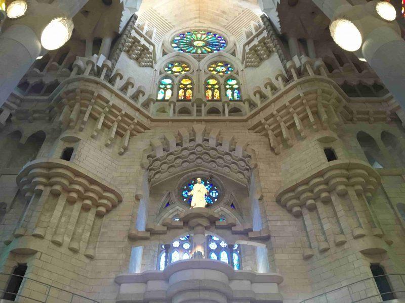Virtuele Sagrada Familia tour
