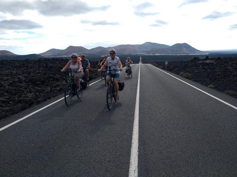 Lanzarote South E-Bike Tour
