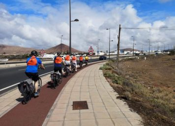 Lanzarote Noord E-bike Tour