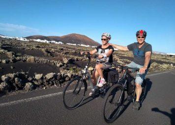 Zentrale Lanzarote E-Bike Tour