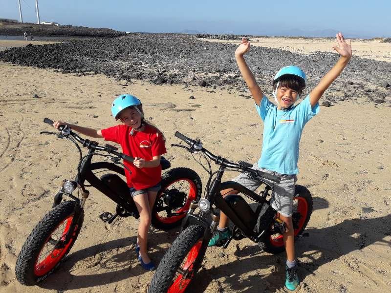 Fuerteventura E-MTB Tour