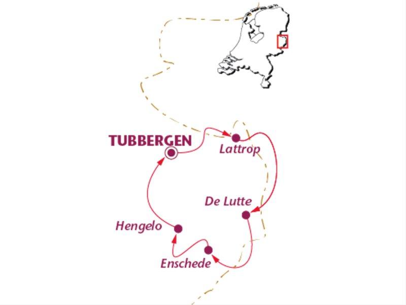 Fietsvakantie Twente (7 dagen)
