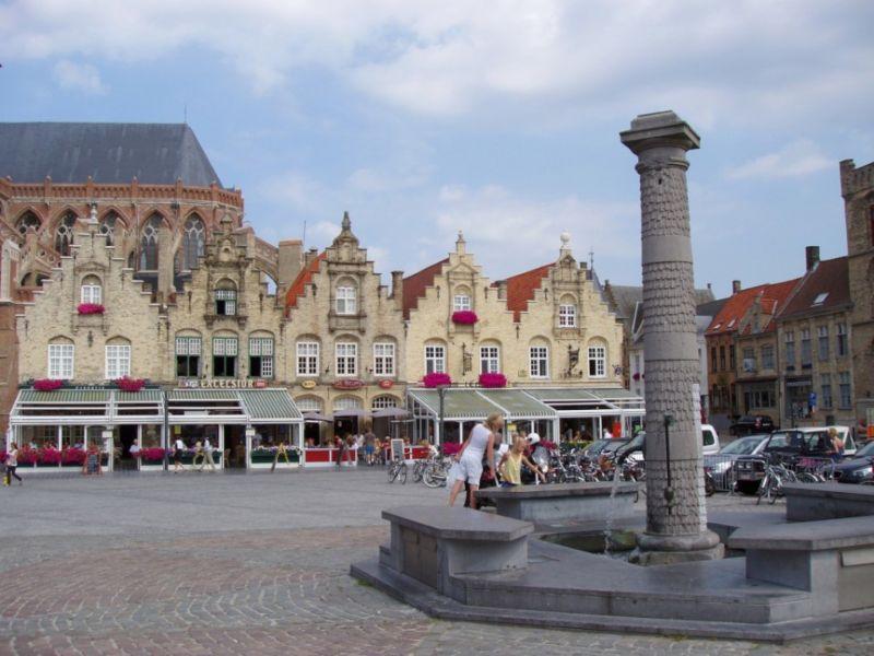 Fietsvakantie Vlaanderen (8 dagen)