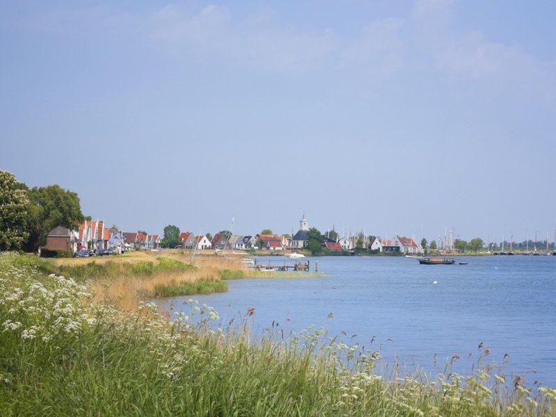 Fietsvakantie rondje IJsselmeer (7 dagen)