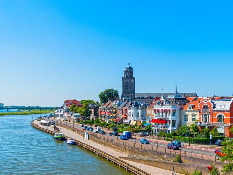 Fietsvakantie IJssel en Vecht (6 dagen)