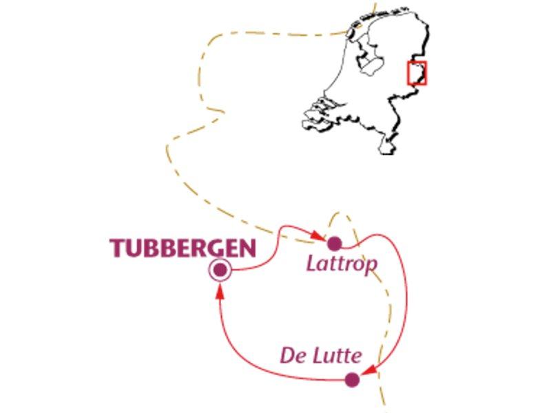 Fietsvakantie Twente (4 dagen)