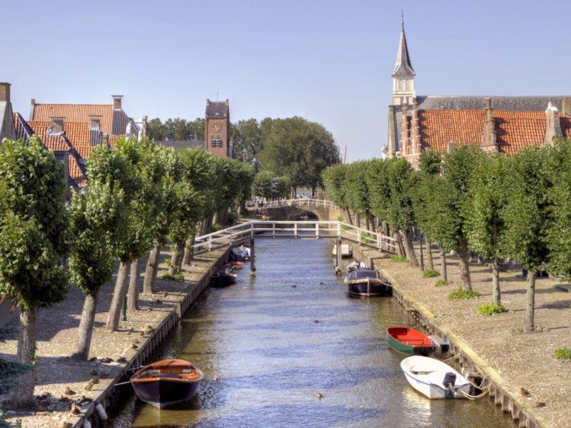 Fietsvakantie Gaasterland & Friese meren (4 dagen)