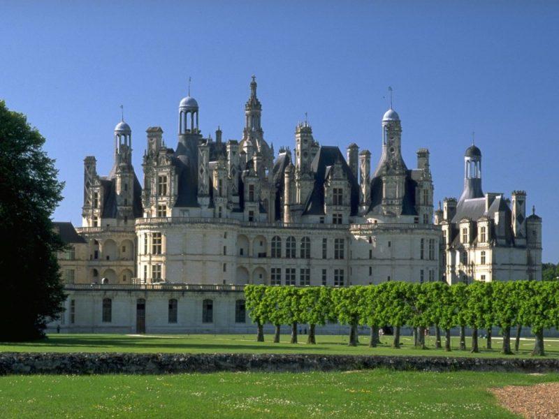 Fietsvakantie Loire Kastelenroute (8 dagen)