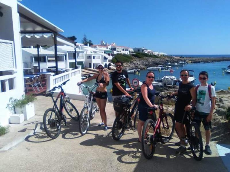 Menorca Binibeca Tour