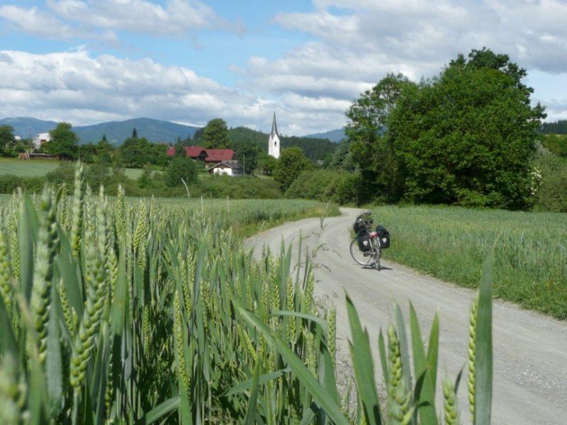 Fietsvakantie Drauradweg (8 dagen)