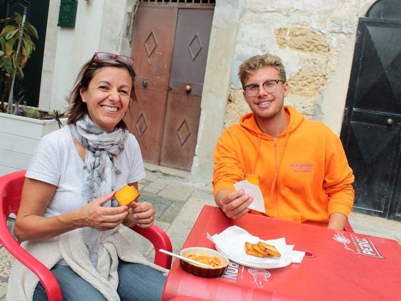 Bari Street Food Tour