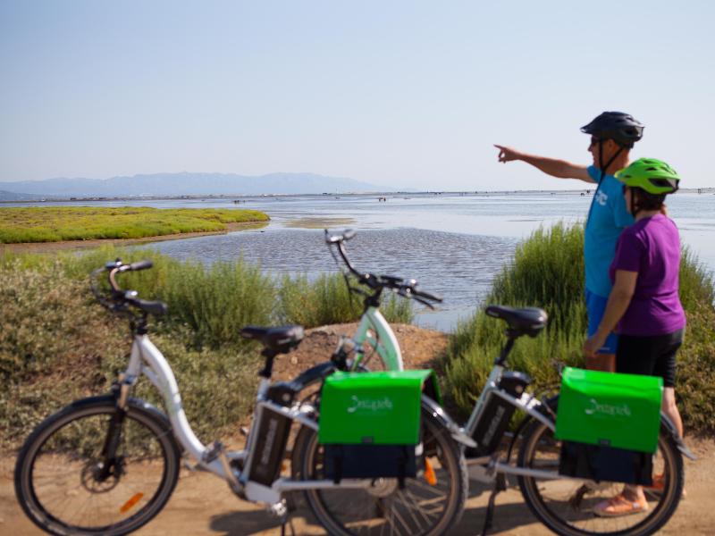 Delta del Ebro Sake Fietstour