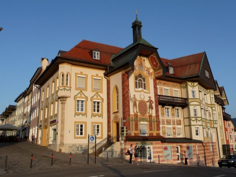 Fietsvakantie Zuid-Beieren (8 dagen)
