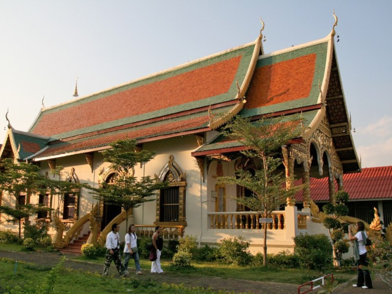 Fietsvakantie Noord-Thailand (12 dagen)