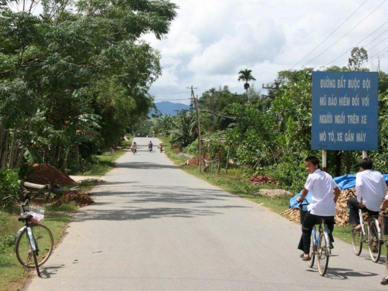 Fietsvakantie Vietnam (15 dagen)